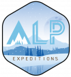 Alp Expeditions Logo